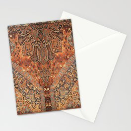 Vintage Bohemian Berber Traditional Moroccan Style Stationery Cards