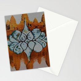Mirror Mazes  Stationery Cards