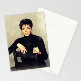 Liza Minnelli, Actress Stationery Cards
