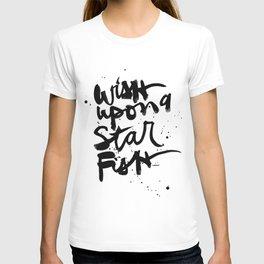 Wish Upon A Starfish T-shirt
