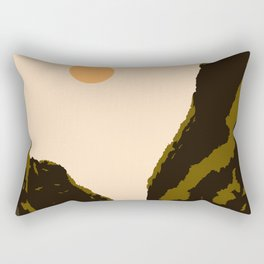 Thailand Rectangular Pillow