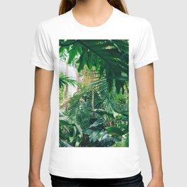 Greenery Jungle (Color) T-shirt