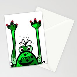 A Monster Stationery Cards