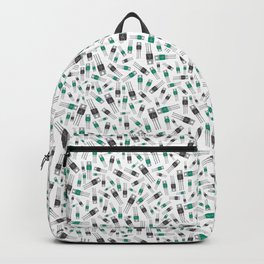 Complementary transistor PATTERN Backpack