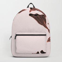 Shroom heart Backpack