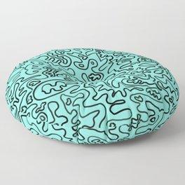 In my mind #2 Floor Pillow