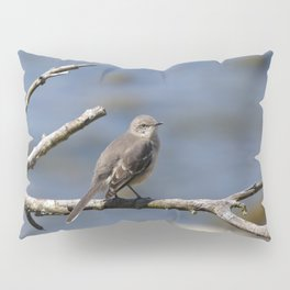 Northern Mockingbird Pillow Sham