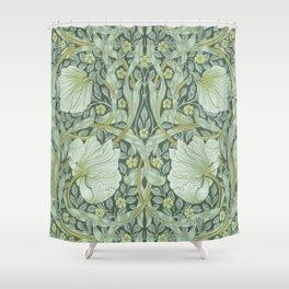 William Morris, Art nouveau pattern, beautiful art work, fabric pattern, belle époque,victorian,flor Shower Curtain