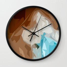 Geometrika #5 Wall Clock