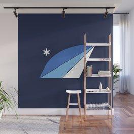 flag  of columbia (south carolina) Wall Mural