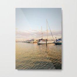 Fell's Point - Baltimore Metal Print