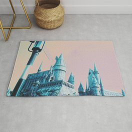 In My Dreams Castle Rug
