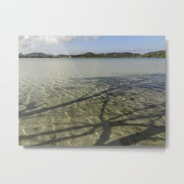 Japanese Island - Cabo Frio, RJ, Brazil Metal Print