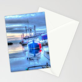 Petty Harbour NL at Dusk Stationery Cards