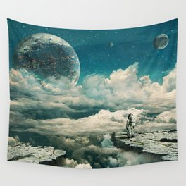 The explorer Wall Tapestry