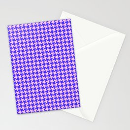 New Houndstooth 02191 Stationery Cards