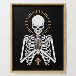 Pray for Death Serving Tray