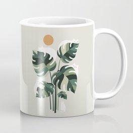 Cat and Plant 11 Coffee Mug