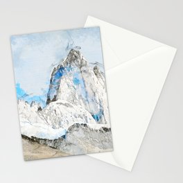 Fitz Roy, Patagonia South America Stationery Cards