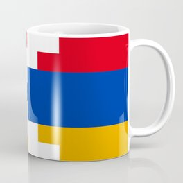 flag of Artsakh Coffee Mug