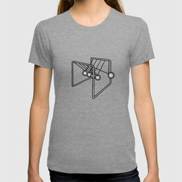 Newton's balls or Executive Ball Clicker T-shirt