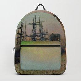 John Atkinson Grimshawn - Canny Glasgow - Digital Remastered Edition Backpack