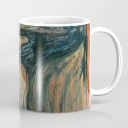 Classic Art - The Scream - Edvard Munch Coffee Mug