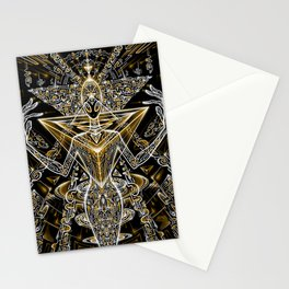 Power Code Stationery Cards