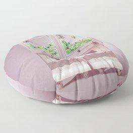 Claw Machine Floor Pillow