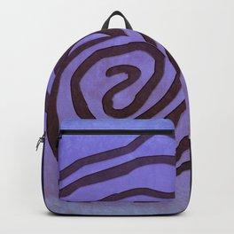 Tribal Maps - Magical Mazes #04 Backpack