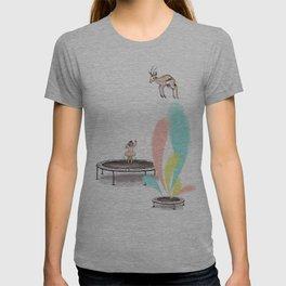 Gazelles Make Bad Friends T-shirt