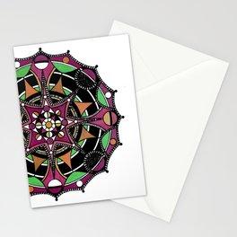 Mandala 010 Stationery Cards