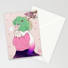 Cold Spring Day Stationery Cards