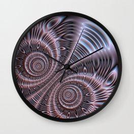 Bronze Infinity Wall Clock