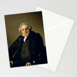 "Jean-Auguste-Dominique Ingres ""Monsieur Bertin"" Stationery Cards"