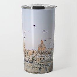 Malta, Valletta Travel Mug