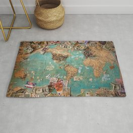 World Game Rug
