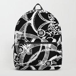 Dreams in White Satin Backpack