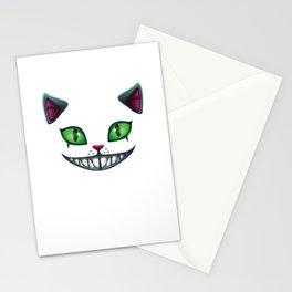 Lächende Katze Stationery Cards
