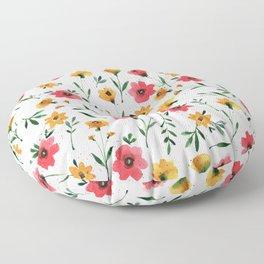 Prato Fiorito Floor Pillow