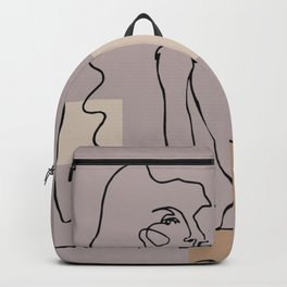 Abstract Modern Reflective Art-31 Backpack