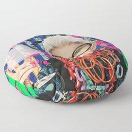 Power Iris Apfel Floor Pillow