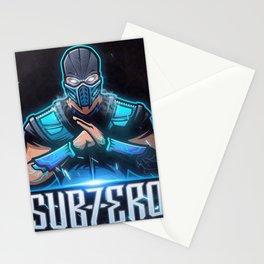 Sub Zero Stationery Cards