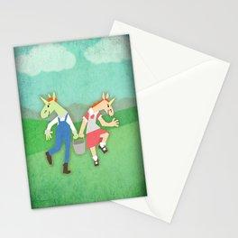 Jack & Jill Unicorn Stationery Cards