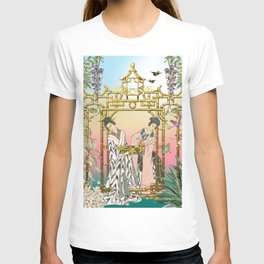Geishas at the Gate T-shirt