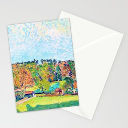 Spencer Gore - Autumn, Sussex - Digital Remastered Edition Stationery Cards
