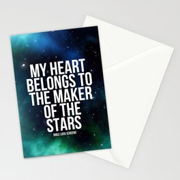 Misc Quote Stationery Cards