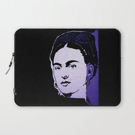FRIDA purple - LIFE CURRENT  series... Laptop Sleeve