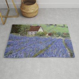 Lavender Hill — North Carolina Rug