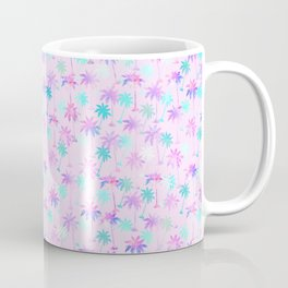 Palm tree pattern Coffee Mug